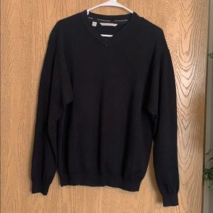 Men's Cutter and Buck V-Neck Sweater